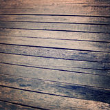 Vintage stained wooden path background texture  - vintage effect Stock Photos
