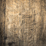 Vintage stained wooden wall Royalty Free Stock Photography