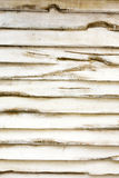 Vintage stained wooden wall Royalty Free Stock Images