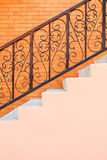Vintage staircase Royalty Free Stock Images
