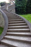 Vintage stairs of stone Royalty Free Stock Image