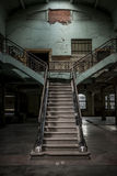 Vintage stairway Royalty Free Stock Photography