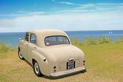 Vintage standard ten car Royalty Free Stock Images