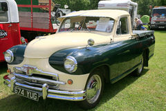 Vintage 1953 Standard Vanguard Pick-up. Stock Photo