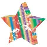 Vintage star Stock Image