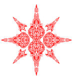 Vintage Star Pattern background. Vector Stock Photography