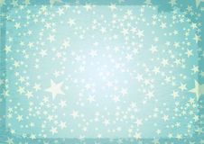Vintage stars background Royalty Free Stock Images