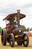 Vintage steam engine Royalty Free Stock Photos