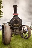Vintage steam engine at TruckFest 2017 Royalty Free Stock Images