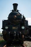 Vintage steam locomotive Royalty Free Stock Image