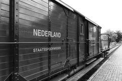 Vintage steam train Stock Photos