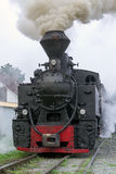 Vintage steam train locomotive Stock Photography