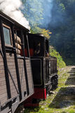 Vintage steam train Stock Photography