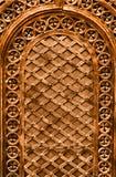 Vintage steel doors Royalty Free Stock Images