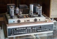 Vintage Stereo Hifi system Stock Image
