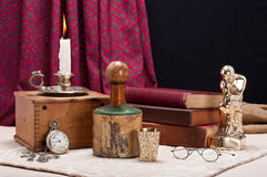 Vintage Still Life Stock Photography