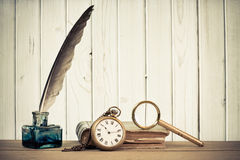 Vintage still life  Royalty Free Stock Photography