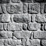 Vintage stone wall and floor Stock Photos