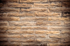 Vintage stone wall texture background. Royalty Free Stock Image