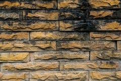 Vintage stone wall texture background. Royalty Free Stock Photos