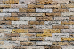 Vintage stone wall texture background. Royalty Free Stock Photo