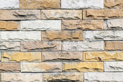 Vintage stone wall texture background. Royalty Free Stock Images