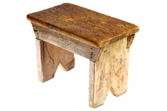 Free Vintage Stool Royalty Free Stock Image - 37447686