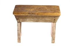 Vintage stool Stock Photos