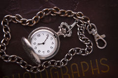 Vintage Stop Watch Stock Photos