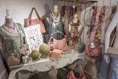 Vintage store. royalty free stock photography