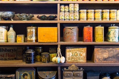 Vintage Store Royalty Free Stock Photos
