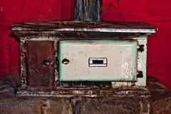 Vintage stove Stock Photos