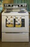 Vintage stove Royalty Free Stock Photo
