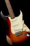Vintage Stratocaster Stock Photo