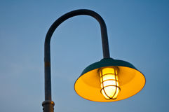 Vintage street lamp Royalty Free Stock Image