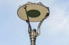 Vintage Street Lamp Stock Photography