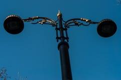 Vintage Street Lamp Stock Images