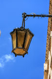 Vintage street lamp in Malta Royalty Free Stock Photos