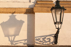 Vintage street lamp Stock Photos