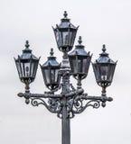 Vintage street lamp Royalty Free Stock Photo