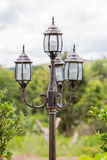 Vintage street lampost Royalty Free Stock Photography