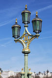 Vintage street lantern Royalty Free Stock Images
