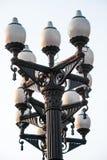 Vintage street lanterns Royalty Free Stock Images