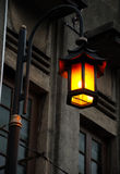Vintage Street Light Royalty Free Stock Images