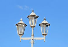 Vintage street light Royalty Free Stock Photo