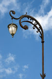 Vintage street light. Royalty Free Stock Photos
