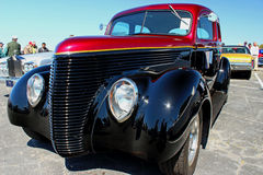 Vintage Street Rod Stock Photo