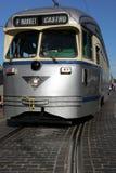 Vintage Streetcar, San Francisco, California Stock Photo
