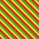 Vintage striped abstract background. Stock Images