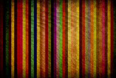 Vintage striped background Stock Image